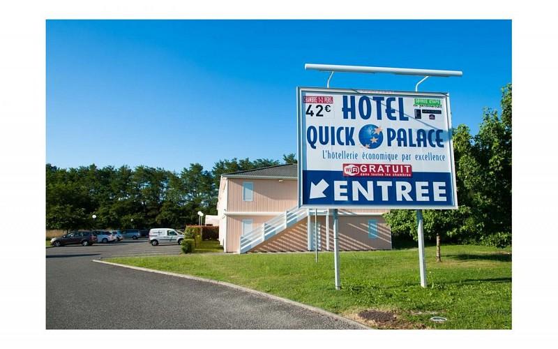 Quick Palace - Pau - Extérieur