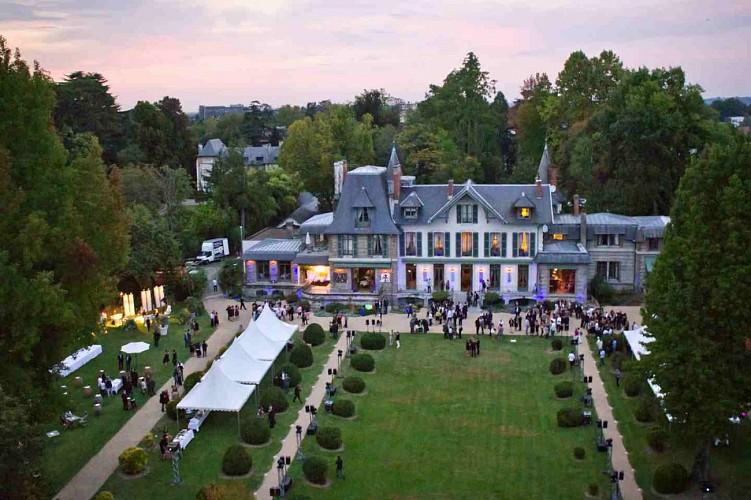 Hôtel Villa Navarre - Pau - Vue aérienne