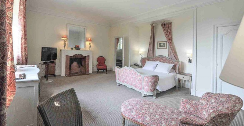 Hôtel Villa Navarre - Pau - Chambre double