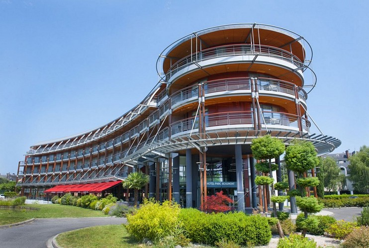 Hôtel Parc Beaumont - Pau - Extérieur