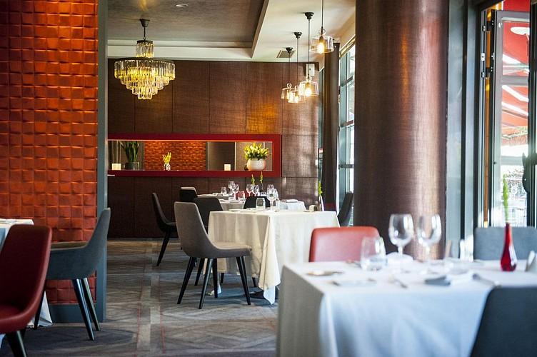 Hôtel Parc Beaumont - Pau - Restaurant