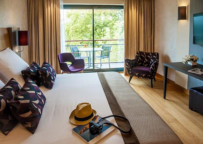 Hôtel Parc Beaumont - Pau - Chambre double