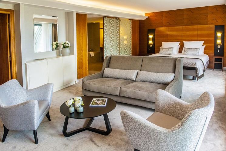Hôtel Parc Beaumont - Pau - Suite