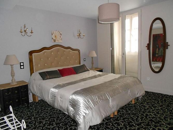 Hôtel Itzalpea - chambre Karrika - Saint Jean Pied de Port