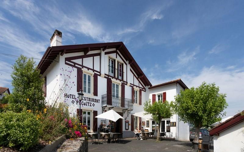 Hôtel Pecoitz - façade - Aincille