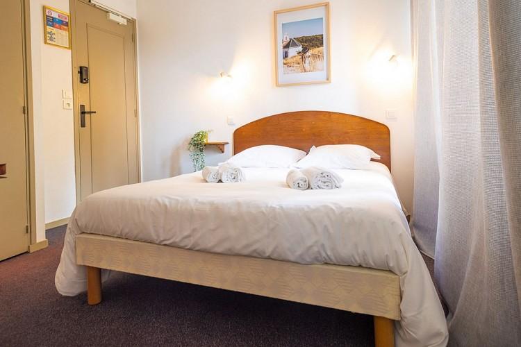 Hôtel & Bistrot Fine - chambre-triple