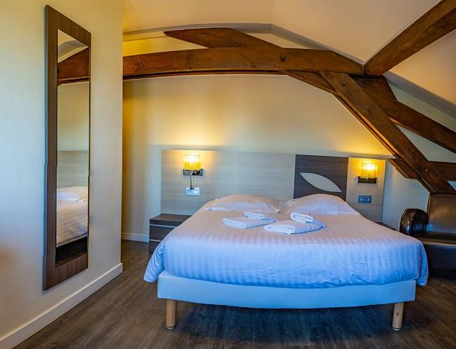 Hôtel Bellevue - Fenetre
