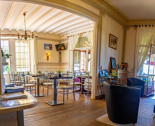 Hôtel Bellevue - Chambre 3