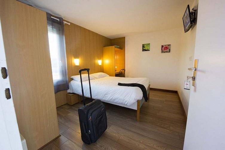 Fast hôtel - chambre 2
