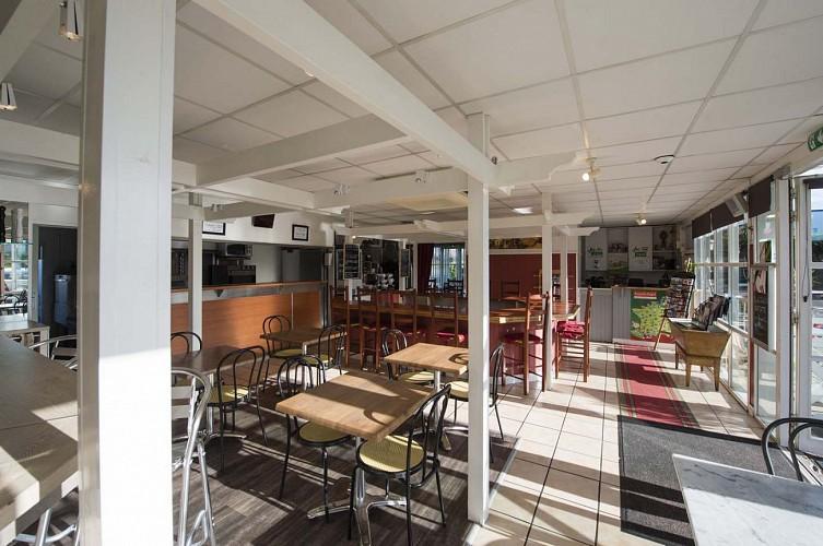 Fast hôtel -  salle restaurant