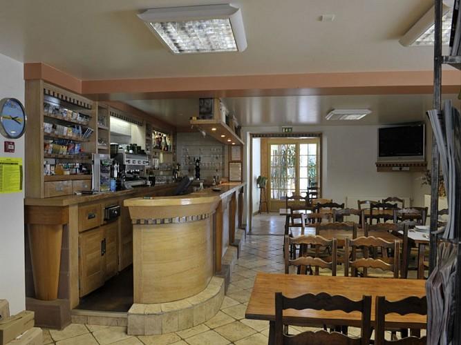 Hôtel Noblia - bar bis - Bidarray