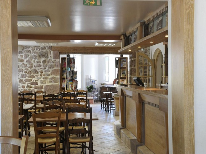 Hôtel Noblia - bar - Bidarray