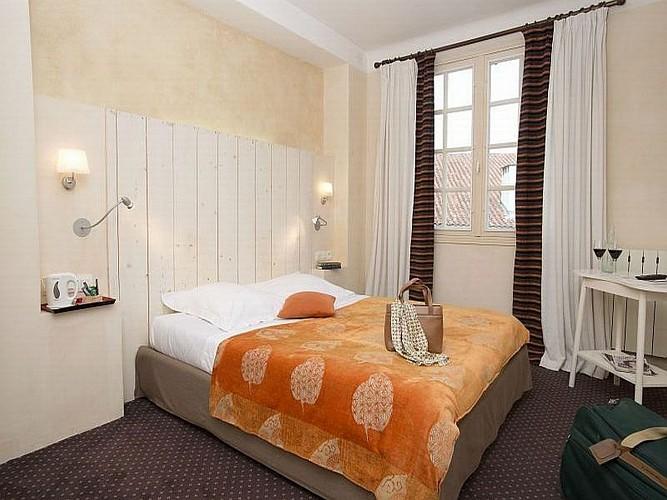 Hôtel Mendi Alde - chambre double - Ossès
