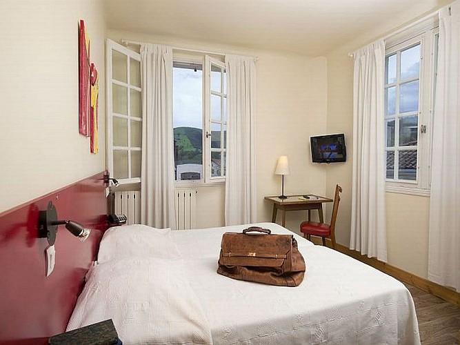 Hôtel Mendi Alde - chambre - Ossès