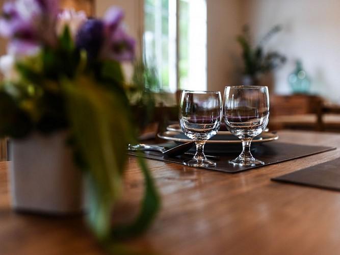 Hôtel restaurant Saint Sylvestre - restaurant - Les Aldudes