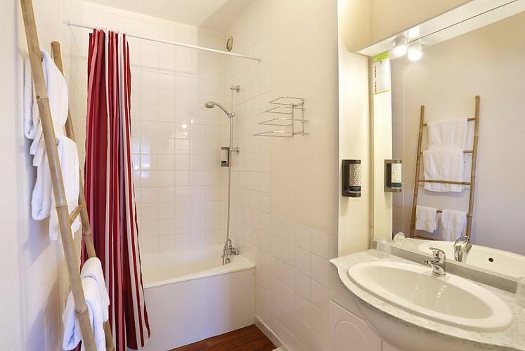 Atlantic Hôtel - Pau - Salle de bain