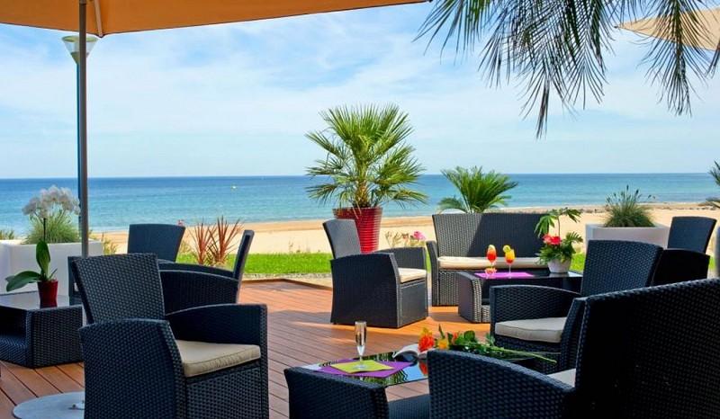 Hôtel Club Vacanciel La Frégate - Uhabia - vue mer - Bidart Côte Basque (4)