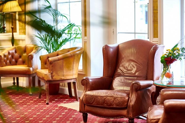 Hotel Georges VI CHAMBRE