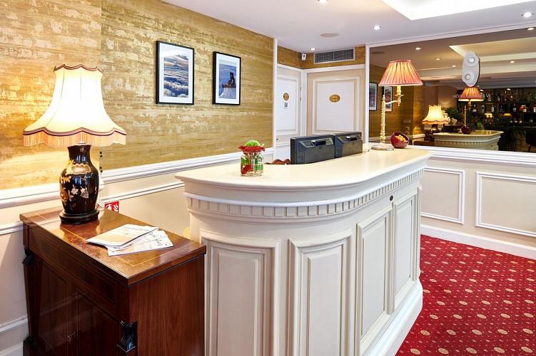 Hotel Georges VI CHAMBRE 3