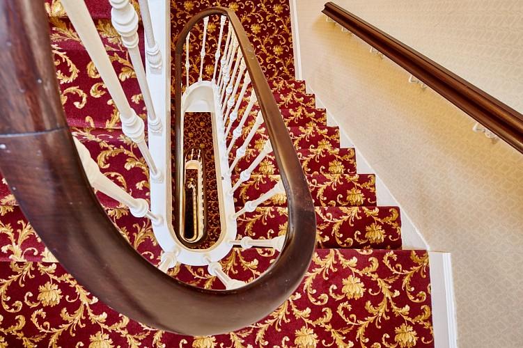 Hotel Georges VI CHAMBRE 4