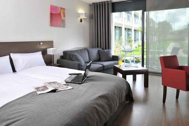 Hôtel Eden Park - Bizanos - Chambre double