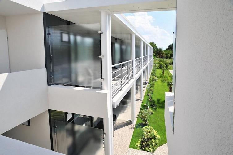 Hôtel Eden Park - Bizanos - Façade