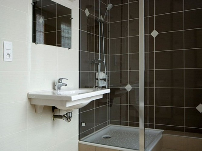 Auberge Etxoinia - salle de bain - Lasse