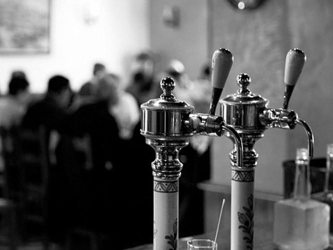 Auberge Etxoinia - bar - Lasse