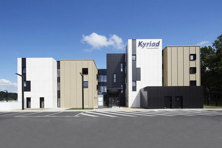 Hôtel Kyriad Prestige - Pau - Extérieur