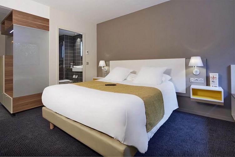 Hôtel Kyriad Prestige - Pau - Chambre double