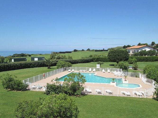 Ilbarritz Mer et Golf résidence Bidart Côte Basque (28)