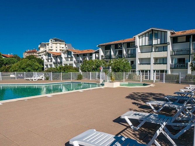 Ilbarritz Mer et Golf résidence Bidart Côte Basque (33)