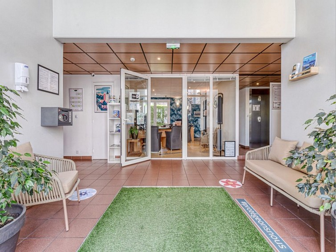 Appart Hôtel Victoria Garden - Pau - Suite junior