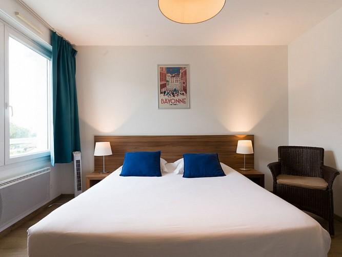 Appart Hôtel Victoria Garden - Pau - Couloirs