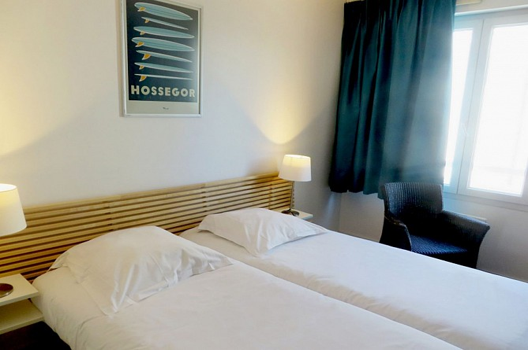Appart Hôtel Victoria Garden - Pau - Kitchenette studio double