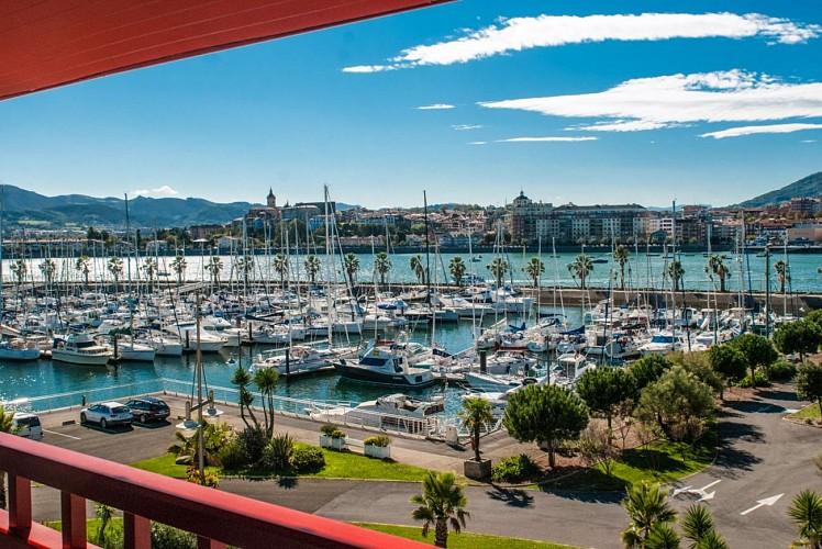 Mer et Golf Sokoburu - balcon-3pieces6Duplex-port-piscine
