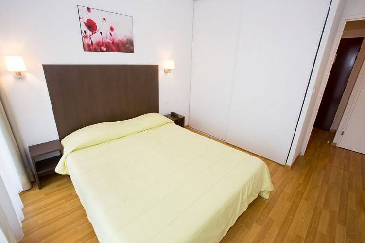 Résicen All Suites 2016 - Chambre double appartement 1-6 personnes 2