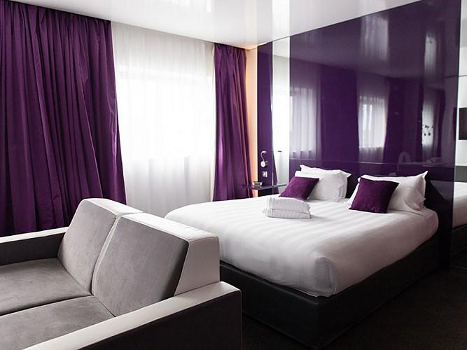 Quality suites Piscine SPA