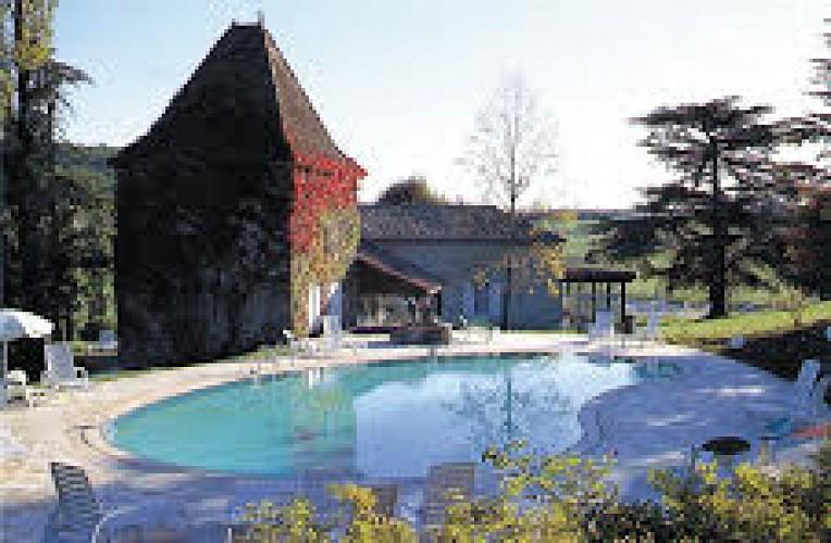 Castelnaud en Coeur de Bastides - résidence du golf