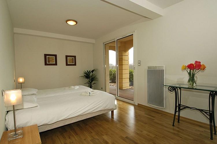 Castelnaud - Les résidences du Golf - intérieur appartement 2