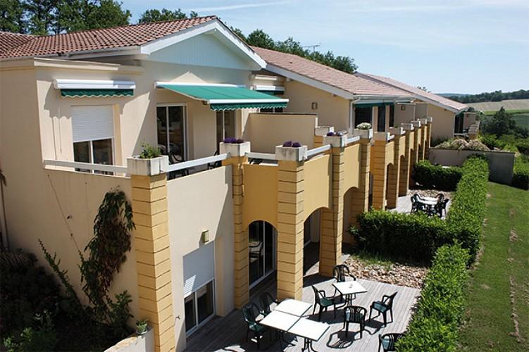 Castelnaud - Les résidences du Golf 2