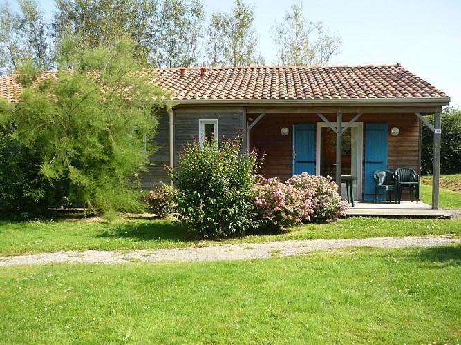 La Résidence Vacances Natura Resort à Moncoutant