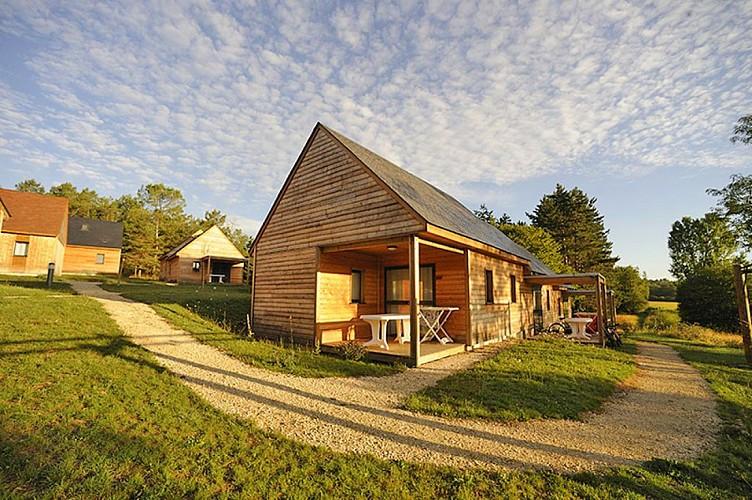 Village de vacances le Domaine de Pelvezy à Saint-Geniès