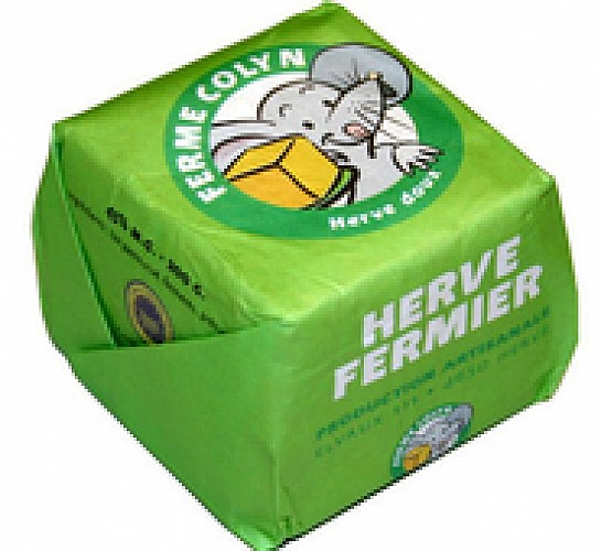 Fromage - Herve - Doux - Ferme Colyn