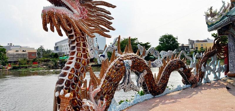 Excursion guidée au Temple Phu Chau et Binh Quoi Village - Hô-Chi-Minh-Ville