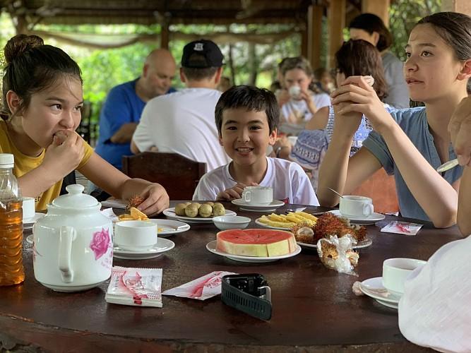 Excursion guidée de la Mangrove de Can Gio et déjeuner traditionnel - Au départ d'Hô-Chi-Minh-Ville