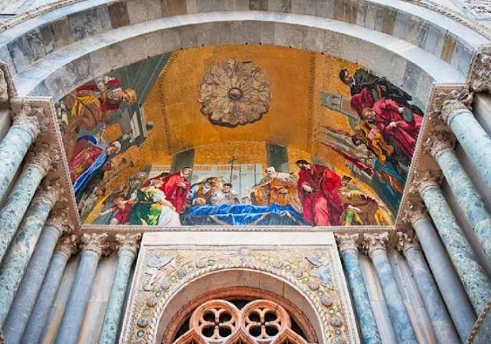 Visite guidée des lieux secrets du Palais des Doges et de la Basilique Saint Marc et sa terrasse - Billets coupe-file - Venise