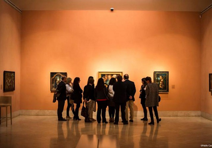 Top 3 Museums in Madrid: Pass Paseo del Arte - Skip-the-line Tickets to the Prado, Thyssen, and Reina Sofia