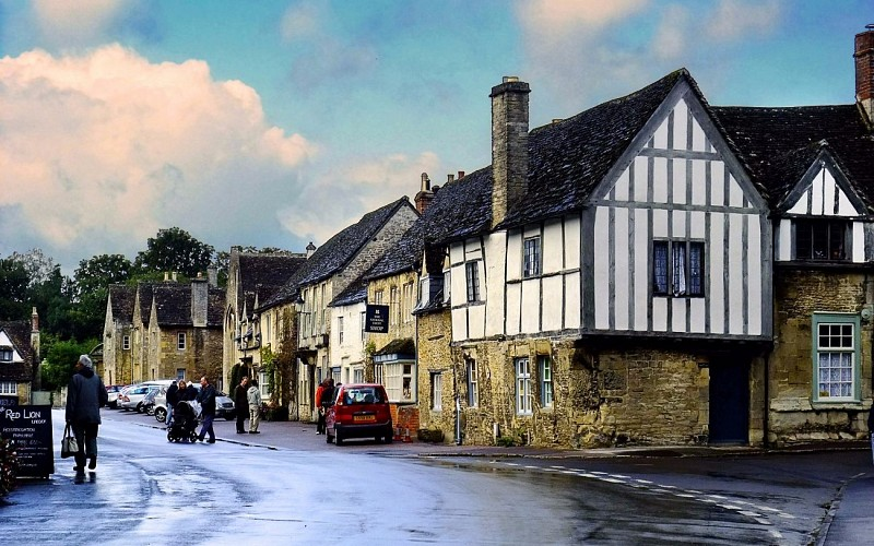 Windsor Castle, Stonehenge, Lacock and Bath