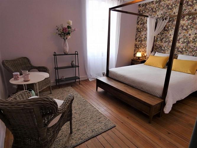 chambre Floralie